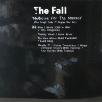 """THE FALL - MEDICINE FOR THE MASSES [THE ROUGH TRADE 7"""" SINGLES] BOX SET"""