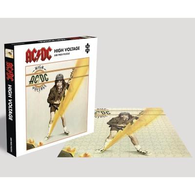 AC/DC - HIGH VOLTAGE PUZZLE