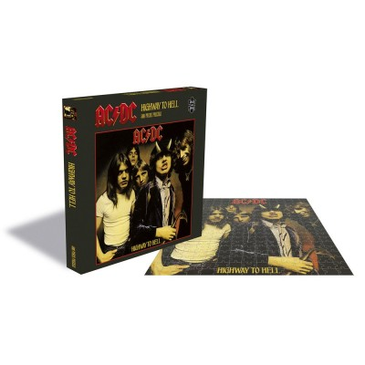 AC/DC - HIGHWAY TO HELL [1000 PIECES] PUZZLE