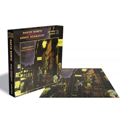 DAVID BOWIE - RISE AND FALL OF ZIGGY STARDUST PUZZLE