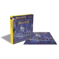 MEGADETH - RUST IN PEACE PUZZLE