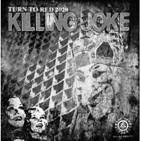 "KILLING JOKE - TURN TO RED 2020 [LIMITED] 12"""