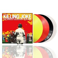 KILLING JOKE - THE SINGLES COLLECTION 1979-2012 [LIMITED] 4LP