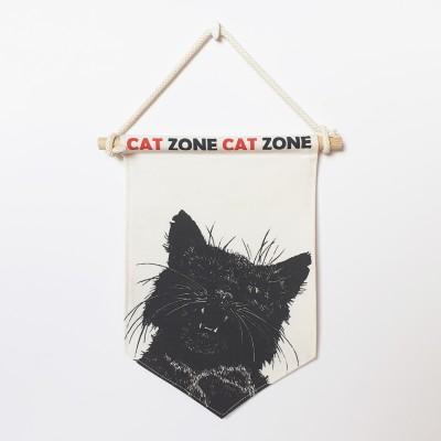 BANDERÍN - CAT ZONE