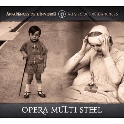 OPERA MULTI STEEL - APPARENCES DE l'INVISIBLE+ AU FIEF DES RÉMANENCES DIGI2CD meidosem records