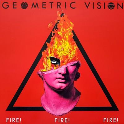 GEOMETRIC VISION - FIRE! FIRE! FIRE! DIGICD