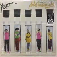 X-RAY SPEX - GERMFREE ADOLESCENTS [LIMITED] LP