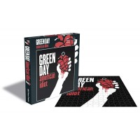 GREEN DAY - AMERICAN IDIOT PUZZLE PHD