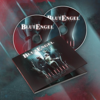BLUTENGEL - ERLÖSUNG - THE VICTORY OF LIGHT [DELUXE] DIGI2CD out of line