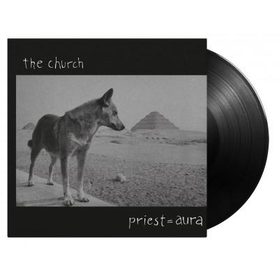 THE CHURCH - PRIEST - AURA 2LP music on vinyl