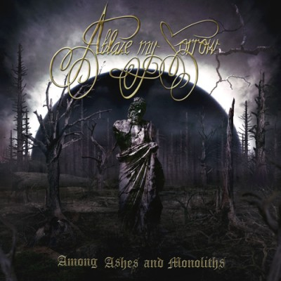ABLAZE MY SORROW - AMONG ASHES AND MONOLITHS CD black lion records