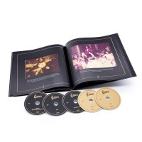 COVEN - HALF A CENTURY OF WITCHCRAFT 5CD BOX