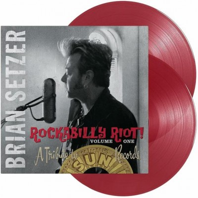 BRIAN SETZER - ROCKABILLY RIOT! VOLUME ONE: A TRIBUTE TO SUN RECORDS [LIMITED] 2LP