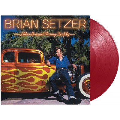 BRIAN SETZER - NITRO BURNIN´ FUNNY DADDY [LIMITED] LP surfdog records