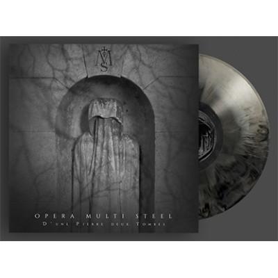OPERA MULTI STEEL - D'UNE PIERRE DEUX TOMBRES [LIMITED BLEND MARBLE] LP wave records