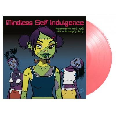 MINDLESS SELF INDULGENCE - FRANKENSTEIN GIRLS WILL SEEM STRANGELY SEXY [LIMITED PINK] LP