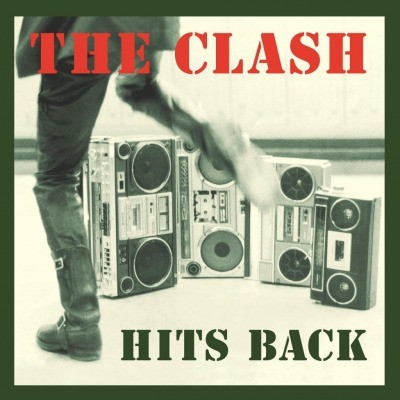 THE CLASH - HITS BACK 3LP