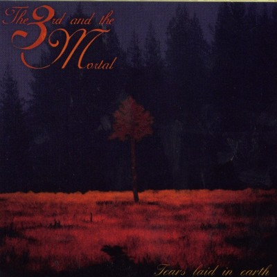 THE THIRD AND THE MORTAL - TEARS LAID IN EARTH CD indie recordings