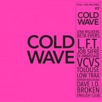 V/A - COLD WAVE 2 [BLACK] 2LP