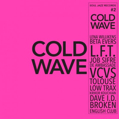 V/A - COLD WAVE 2 [BLACK] 2LP soul jazz records