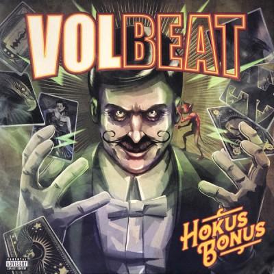 VOLBEAT - HOKUS BONUS [LIMITED] LP