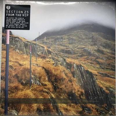SECTION 25 - FROM THE HIP [LIMITED] 3LP