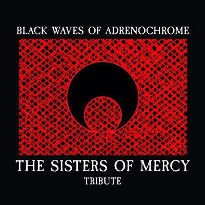 V/A - BLACK WAVES OF ADENOCHROME - THE SISTERS OF MERCY TRIBUTE CD