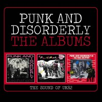V/A - PUNK AND DISORDERLY - THE ALBUMS (THE SOUND OF UK82) 3DIGICD
