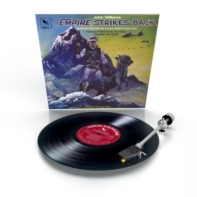 JOHN WILLIAMS / NATIONAL PHILHARMONIC ORCHESTRA / CHARLES GERHARDT – THE EMPIRE STRIKES BACK [LIMITED] LP