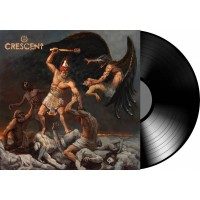 CRESCENT - CARVING THE FIRES OF AKHET [LIMITED] LP listenable