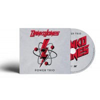 DANKO JONES - POWER TRIO CD