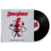 DANKO JONES - POWER TRIO [BLACK] LP SPV
