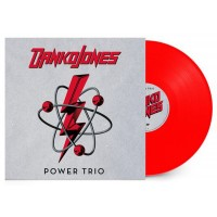 DANKO JONES - POWER TRIO [RED] LP SPV