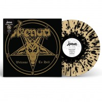 VENOM - WELCOME TO HELL [LIMITED] LP