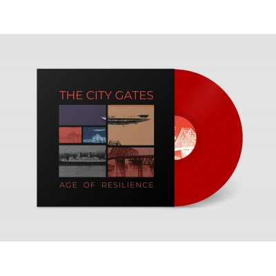 THE CITY GATES - AGE OF RESILIENCE [LIMITED] LP icy cold