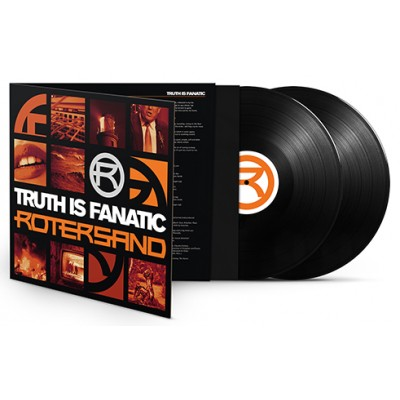 ROTERSAND - TRUTH IS FANATIC [DELUXE] 2LP