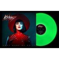 KAT VON D - LOVE MADE ME DO IT [LIMITED GREEN] LP kartel music group