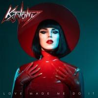 KAT VON D - LOVE MADE ME DO IT [LIMITED GREEN] LP