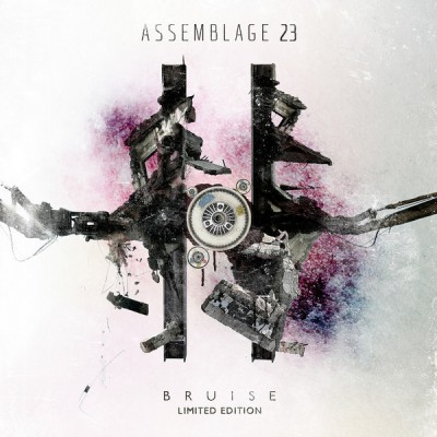 ASSEMBLAGE 23 - BRUISE CD accesion records