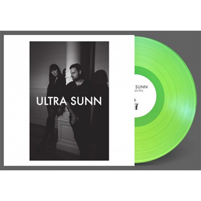 ULTRA SUNN - BODY ELECTRIC [LIMITED] LP cold transmission
