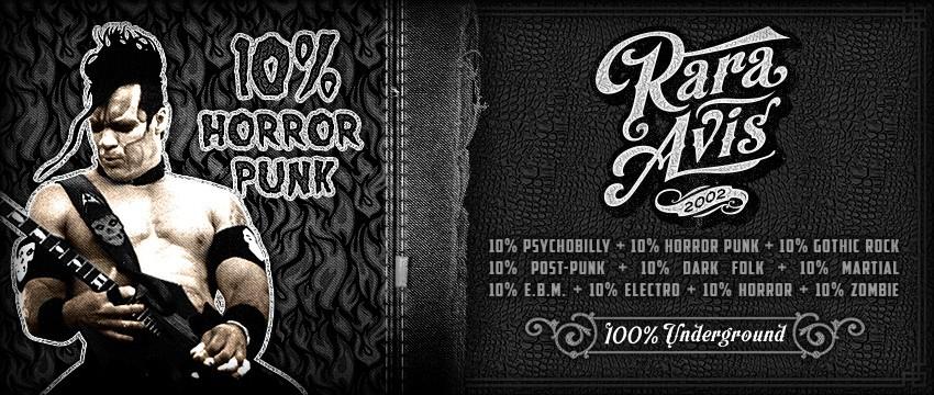 Rara Avis Horror Punk